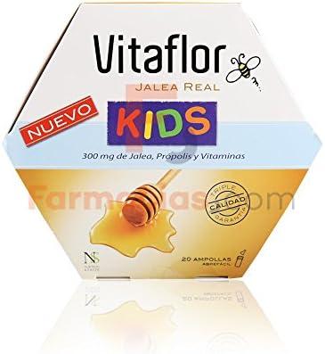 NUTRITION - VITAFLOR KIDS 300ML: Amazon.es: Salud y cuidado personal
