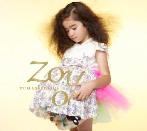 CD : Miu Sakamoto - Zoy (Japan - Import)