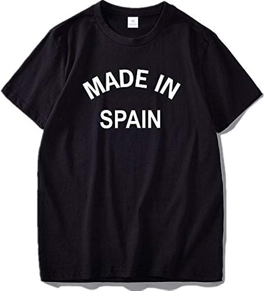 ADS11 Camiseta Casual Fabricada en España para Hombre con ...