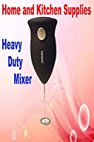 Lotus 9-Inch Handheld Electric Milk Frother - DIFFERENT COLORS