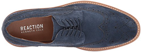 Kenneth REACTION Oxford Design Men's Navy 20631 Cole 114zxnOF