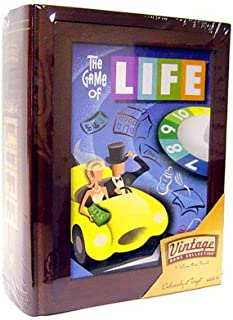 Parker Brothers Vintage Game Collection Wooden Book Box The Game of Life by Hasbro  sc 1 st  Amazon.com & Amazon.com: Parker Brothers Vintage Game Collection Wooden Book ... Aboutintivar.Com