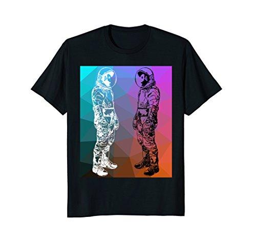 Astronaut Clothing - Astronaut Space EDM T-Shirt