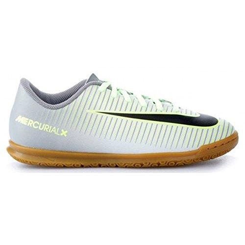 Vortex Green Football Nike Platinum Chaussures Jr de MercurialX Plateado Black Pure Adulte Mixte IC III ghost EApfx1wq