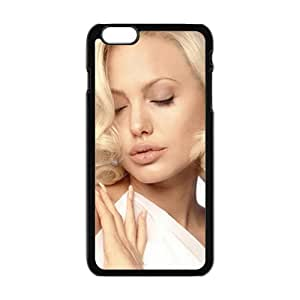 Angelina Jolie Design Pesonalized Creative Phone Case For Iphone 6 Plaus