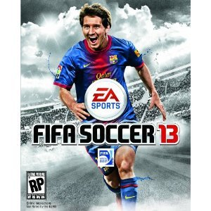 Fifa 2013 Soccer - FIFA Soccer 2013 - PC-DVD Import - Free Action Game with Every Purchase