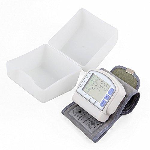 New Digital Home Automatic Wrist Blood Pressure Pulse Sph...