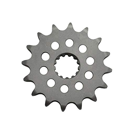 (Nathan-Ng - 525 16T Motorcycle Front Sprocket for Suzuki GSR600 2006-2010 GSX-R600 1997-2013 GSX-R750 1998-1999)
