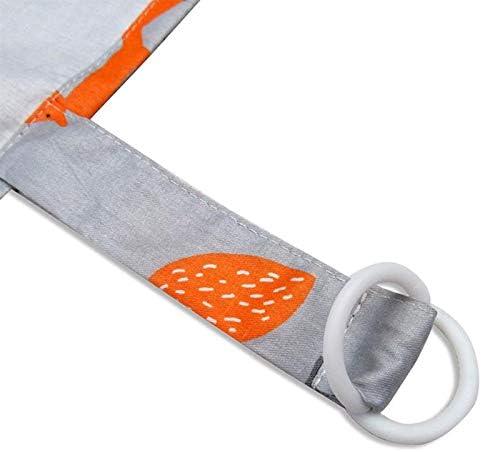Manta para beb/é con bolsa de almacenamiento Renquen Mums bufanda de lactancia y cubierta de lactancia