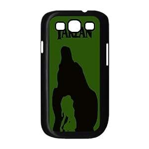 Samsung Galaxy S3 I9300 Cases, DDdiy Tarzan Custom Hard Back Cover Case for Samsung Galaxy S3 I9300