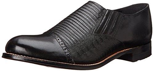(Stacy Adams Men's Madison Slip-On Loafer, Black, 10 D US)