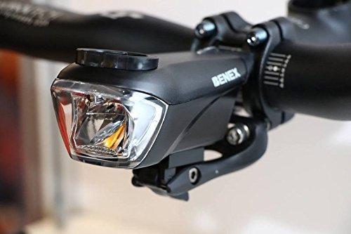 BENEX ET-3130 Dragon Stem/Bike Head Light for Garmin Bryton GPS