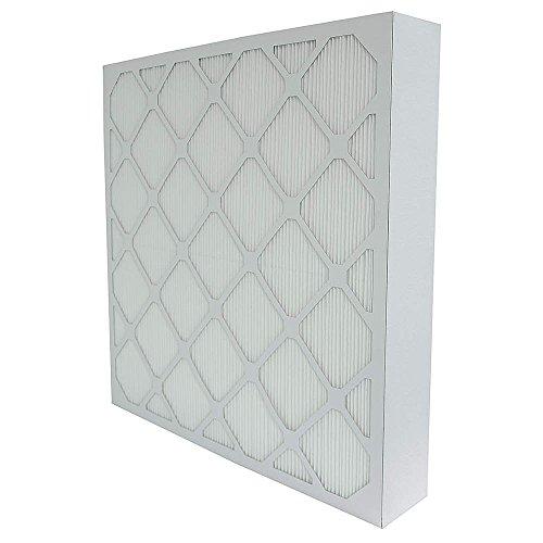 AIR HANDLER Minipleat Air Filter, 24x24x4, MERV 14