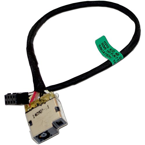 UPC 634659403662, BestcompuDC POWER JACK HARNESS PLUG CABLE FOR HP 15-g001xx 15-g007dx 15-g010dx 15-g010nr 15-g011ca 15-g011nr 15-g012dx 15-g013cl 15-g013dx 15-g014dx 15-g018dx 15-g019wm 15-g020ca