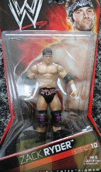 WWE Zach Ryder Figure Series #10