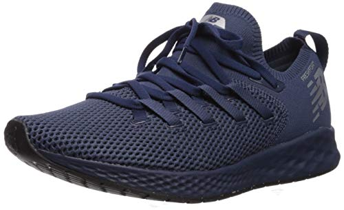 New Balance Men's Zante Trainer V1 Fresh Foam Running Shoe, NB Navy/Pigment, 10.5 2E US
