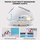 Steam Foot Bath/Spa Massager Foot Sauna Tub with 3