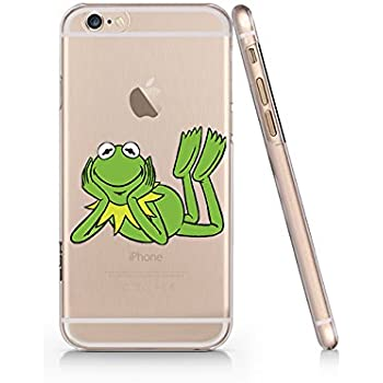Amazoncom Frog Clear Transparent Plastic Phone Casephone Cover