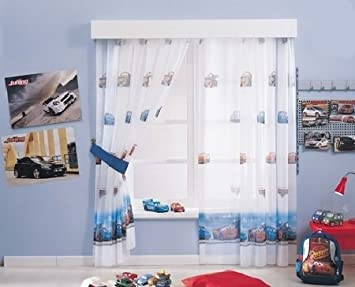 gardinen f r kinderzimmer cars pauwnieuws. Black Bedroom Furniture Sets. Home Design Ideas