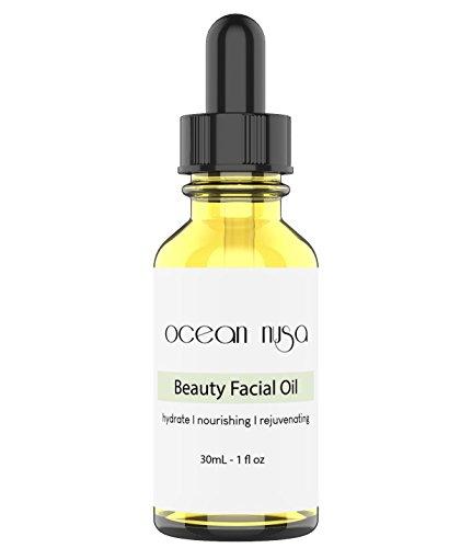 Sun Pumpkin Seed Oil - Super Seed Beauty Facial Oil (30 mL) | Best Daily Moisturizing Serum | Rich in Anti-Aging Antioxidants, Marula Oil, Pumpkin Seed, Vitamin E, Jojoba and Pomegranate Seed Oils | Made in USA