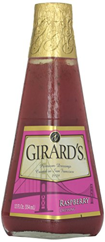 (Girard's Raspberry Dressing, 12 oz)