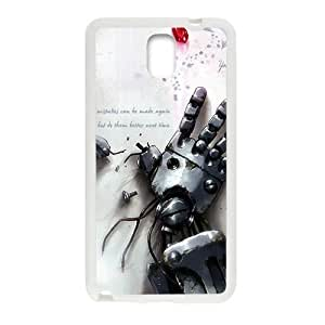 Broken robot hand Cell Phone Case for Samsung Galaxy Note3