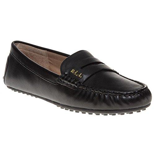 Lauren Par Ralph Lauren Belen Chaussures Pour Femmes Noir Noir