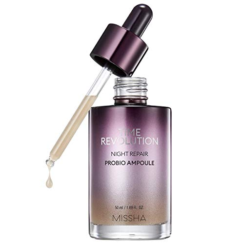 Missha Time Revolution Night Repair Probio Ampoule 50ml / 1.69 FL.OZ