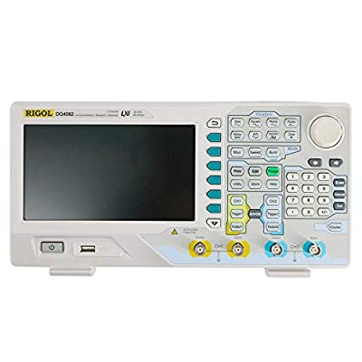 Graigar DG4062 Function Arbitrary Waveform Signal Generator 3 Models Have Standard 2 Full Functional Channels