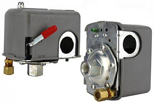 (Square D 9013FHG42J59M1X Air-Compressor Switch)