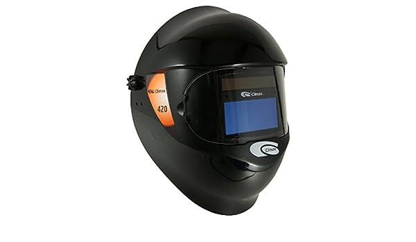 Climax profesional máscara de soldadura automática y escudo: Amazon.es: Industria, empresas y ciencia