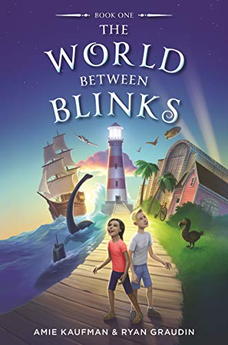 Book Cover: The World Between Blinks #1