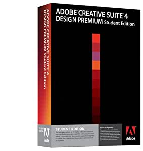 Adobe Creative Suite 4 Design Premium Student Edition [Mac] [OLD VERSION]