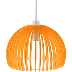 Homyl Chandelier Lampshade Pendant Light Shade Lamps Lighting Ceiling Fans Lamp Shades - Orange