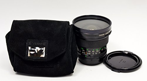 Canon 20mm Manual focus cameras