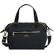Kipling Women's Art S Handbag One Size Black Crosshatch