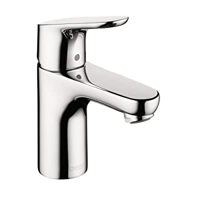 Hansgrohe 4371000 Focus E 100 Single Hole Faucet by HANSGROHE