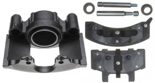 ACDelco 18R745 Professional Front Passenger Side Disc Brake Caliper Assembly with Pads Loaded Remanufactured