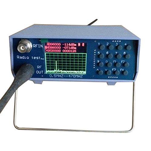TOOGOO U/V UHF VHF dual band spectrum analyzer with tracking source tuning Duplexers