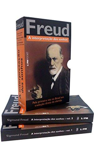 Caixa Especial A Interpretação Dos Sonhos - Coleção L&PM Pocket
