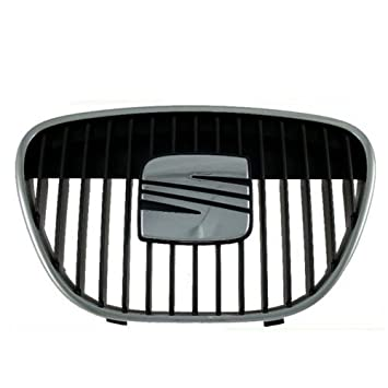 Genuine Seat Ibiza/Cordoba parrilla delantera & Badge 6l0853651e 739 nuevo.