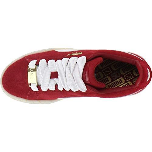 melon Puma White 365559 puma Pumapuma Classiche Scamosciate Dahlia Bboy Donna Red Fab rrP5vqxw