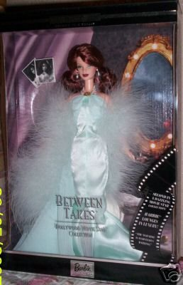 (Barbie Between Takes - Hollywood Movie Star Collection)