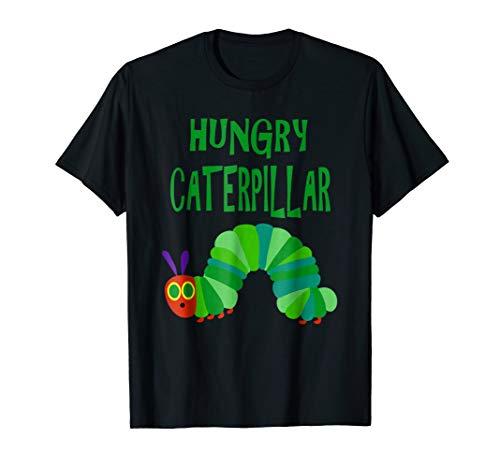 Cute Hungry Caterpillar Tshirt For Kids Who Love Butterflies