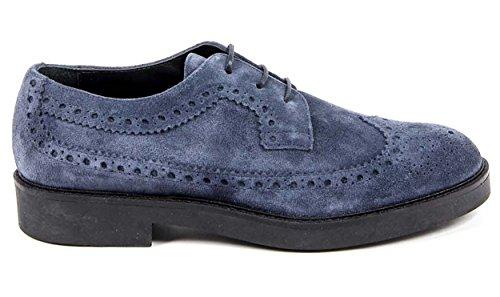 Versace 19.69 Zapatos De Brogue Para Mujer Tacón 3 cm 100% Piel De Becerro