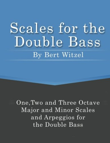 Scales for the Double Bass