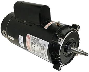 A o smith uct1152 1 5hp 115 230v 56j frame for Amazon pool pump motors