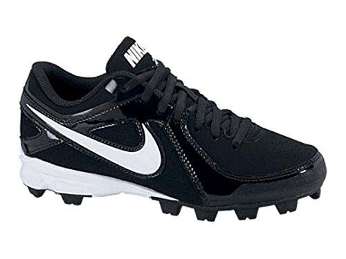 Nike Mvp Keystone Lave - Mens - Svart / Hvit, 9 M Oss