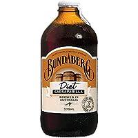 Bundaberg Diet Sarsaparilla Brewed Drink, 12 x 375 ml, Sarsaparilla
