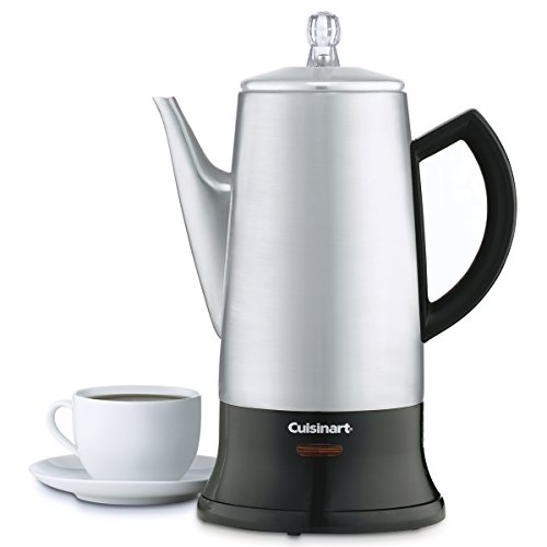 12 Cup Cordless Perculator Coffee Maker by Cuisinart